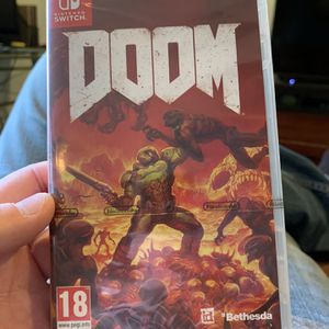 Doom - Nintendo Switch (Brand New) for Sale in Salem, OR