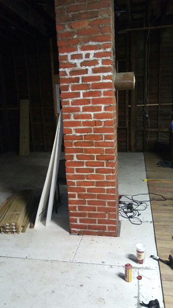 Chimney Technician- Indy chimney