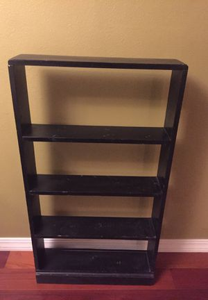 Small wooden book shelf for Sale in Colorado Springs, CO