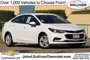 2018 Chevrolet Cruze for Sale in Roseville, CA