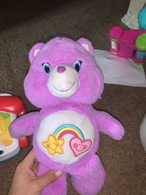 Kids carebear/teddy bear/ Elephant for Sale in Spring Valley, CA