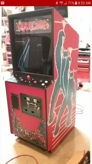 Mulitcade arcade game for Sale in Valley City, OH