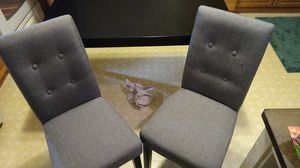 Kitchen table 2 chairs for Sale in Tacoma, WA