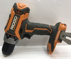 Ridgid tools cordless drill R86009 for Sale in Port St. Lucie, FL