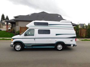 1997 coachman class B Low miles must see 30,000 miles for Sale in Vancouver, WA