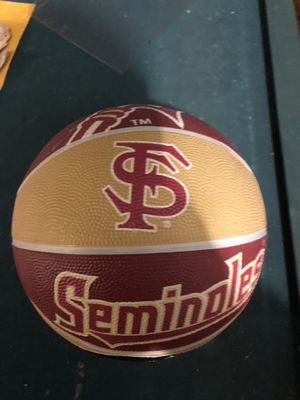 Brand new FSU basketball for Sale in Port Richey, FL