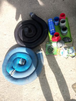 Camper hoses and fitting. All for 20.00 for Sale in Galloway, OH