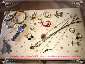 Jewelry box cleanout for Sale in Grand Junction, CO