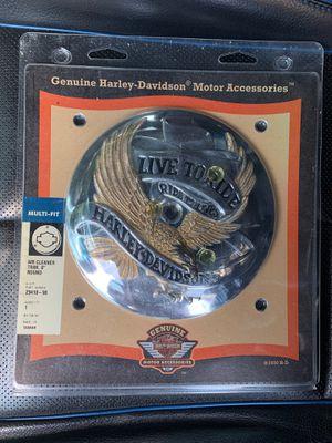 "Harley-Davidson Air Cleaner Trim 8"" Round for Sale in Springfield, VA"