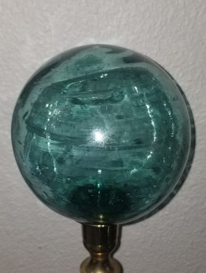 Antique Glass Ball Float for Sale in Westport, WA