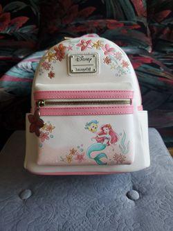 Loungefly Disney Little Mermaid Mini Backpack  for Sale in Salinas, CA