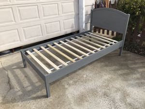 Pottery Barn Austen twin size bed frame for Sale in Mather, CA
