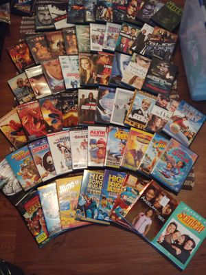 Lot of DVDs for Sale in TEMPLE TERR, FL