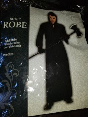 Halloween Black Rope and Mask for Sale in Orange, CA