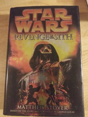 Star Wars - Revenge of the Sith HC for Sale in Kentwood, MI