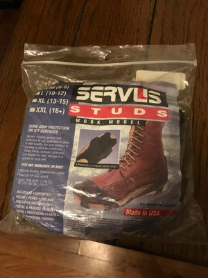 Work shoe/boot slip protection for Sale in Swansea, IL