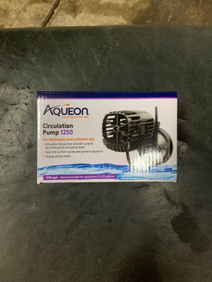 Aqueon circulation pump for Sale in Fairview, OR