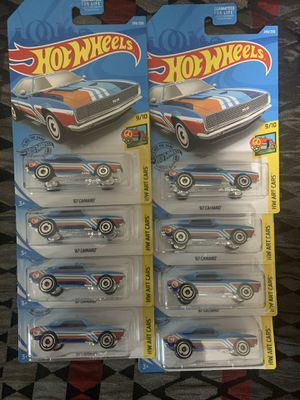 Hot wheels treasure hunts 71 total for Sale in Clearwater, FL
