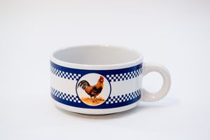Rooster Themed Soup Mug for Sale in Raleigh, NC