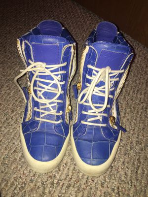 Giuseppe Zanotti Men's Crocodile Shoes for Sale in Westerville, OH