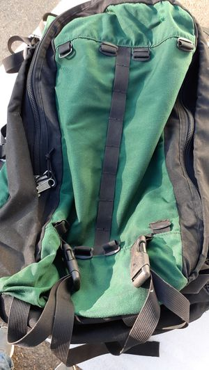 Gregory Large green hiking backpack for Sale in Tacoma, WA