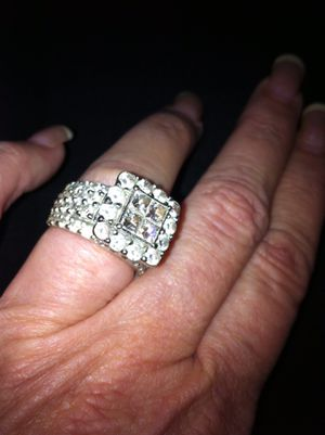 Four karat ring from Zales for Sale in Cornelius, NC
