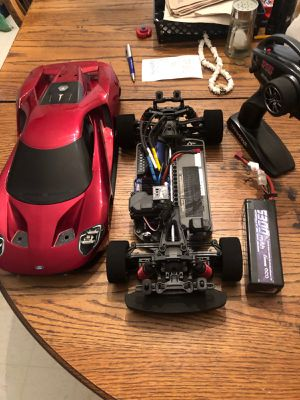 Traxxas 4Tec 2.0 Brushless RTR for Sale in Winder, GA
