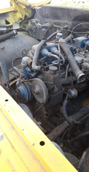 Chevy 250. I6 . Motor/engine for Sale in Torrance, CA