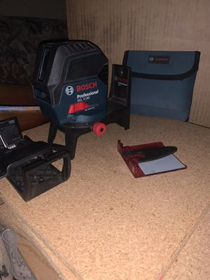 65 ft. Self Leveling Cross Line Laser Level for Sale in San Marcos, CA