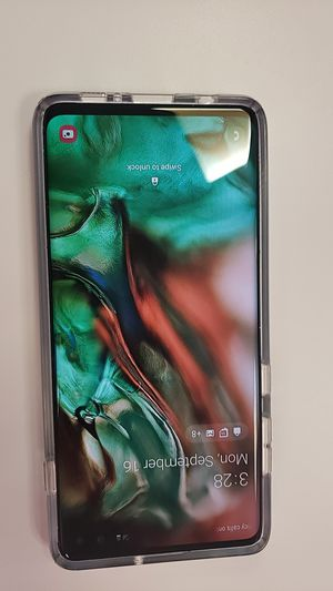 Galaxy s10+ unlocked for Sale in Seattle, WA
