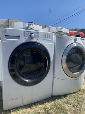 Kenmore washer and whirlpool duet dryer @delivery available for Sale in Phoenix, AZ