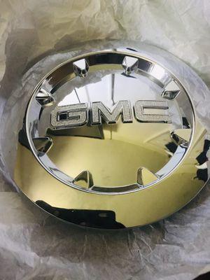 GMC hub cap cover centerpiece center caps for Sale in Pompano Beach, FL