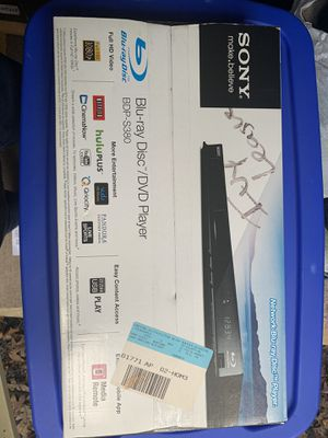 Blue ray DVD player for Sale in Toms River, NJ