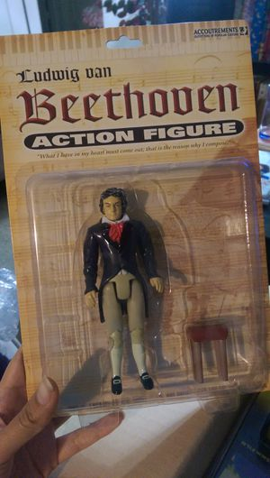 Beethoven Action Figure for Sale in Seattle, WA
