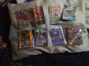 Pokemon cards Ex and Gx only make an offer theirs 48 ex and gx for Sale in Oakland, CA
