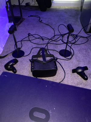 Oculus rift vr for Sale in Loxahatchee, FL
