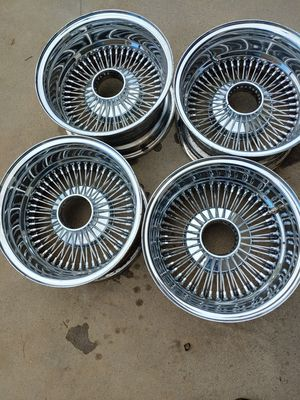 14x7 reall daytons stamped and dated 1994 for Sale in Parlier, CA