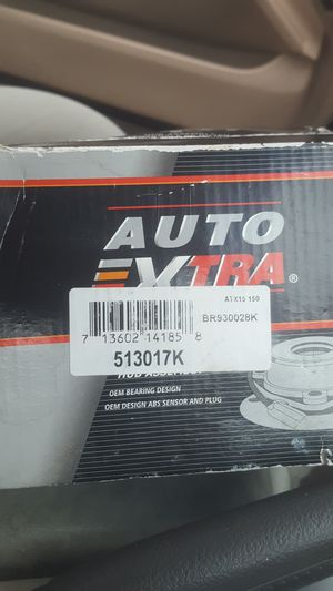 Hub assembly,Chevy cavalier 2004,New part for Sale in Homestead, FL