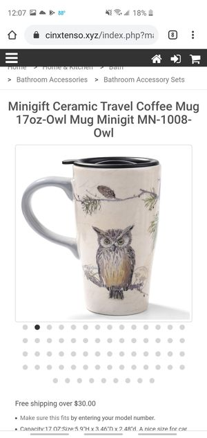 Travel mug for Sale in Las Vegas, NV