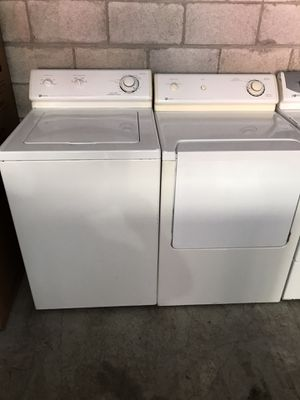 Maytag whasher&dryer set good condition for Sale in Lantana, FL