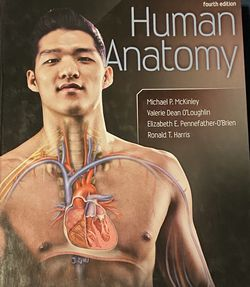 Human Anatomy McKinley 4th Edition for Sale in Farmington,  UT
