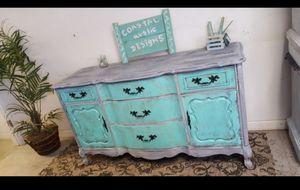 Coastal Beachy Chic Dresser/ TV Stand for Sale in Gardena, CA
