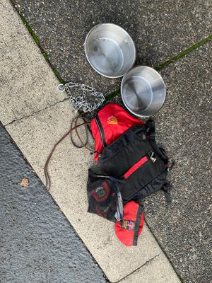 Dog gear for Sale in Hillsboro, OR