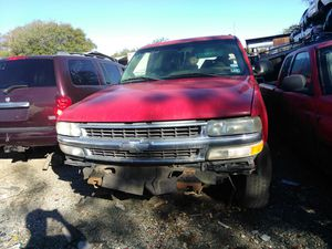 2002 Chevy suburban parts for Sale in Tampa, FL