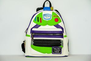 Original Buzz Lightyear Loungefly Mini Backpack for Sale in Dallas, TX