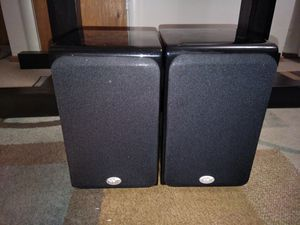 4 NHT and Polk Audio Speakers with FREE speakers stands for Sale in West Menlo Park, CA