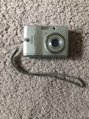 Nikon CoolPix L10 5mp camera for Sale in Costa Mesa, CA