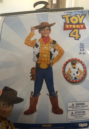 2019 Woody Halloween Costume for Sale in Riverview, FL