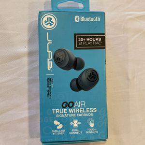 JLAB GoAir True Wireless Earbuds- Blue for Sale in Eastvale, CA