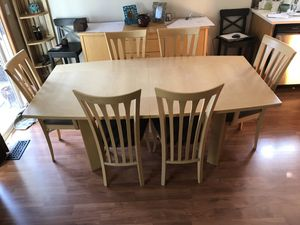 SKOVBY TABLE SET. GREAT DEAL!! for Sale in Tigard, OR